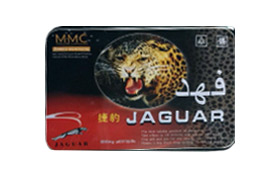 Jaguar Potenzmittel