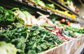 Gemüse für Potenz